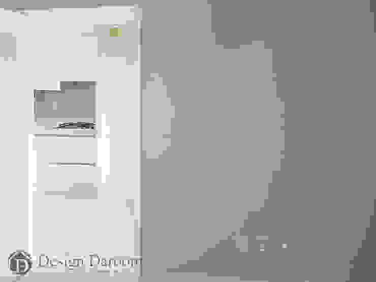용두동 신동아 아파트 침실 모던스타일 미디어 룸 by Design Daroom 디자인다룸 모던