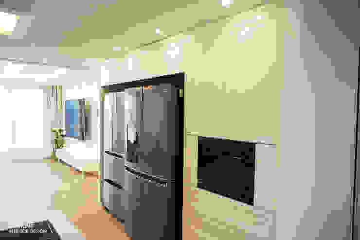 Moderne Küchen von 리인홈인테리어디자인스튜디오 Modern