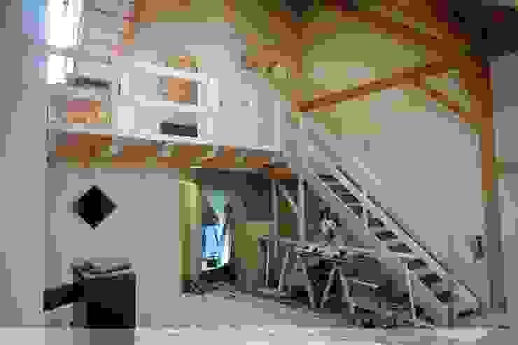Dachausbau mit Galerie von Thisalo GmbH Landhaus