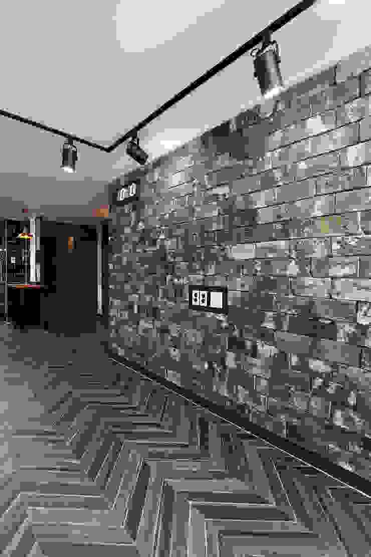 평택시 이충동 20평 인테리어 모던스타일 거실 by 한 인테리어 디자인 모던