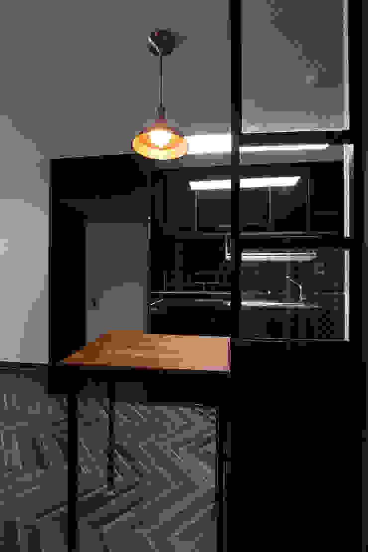 평택시 이충동 20평 인테리어 모던스타일 다이닝 룸 by 한 인테리어 디자인 모던