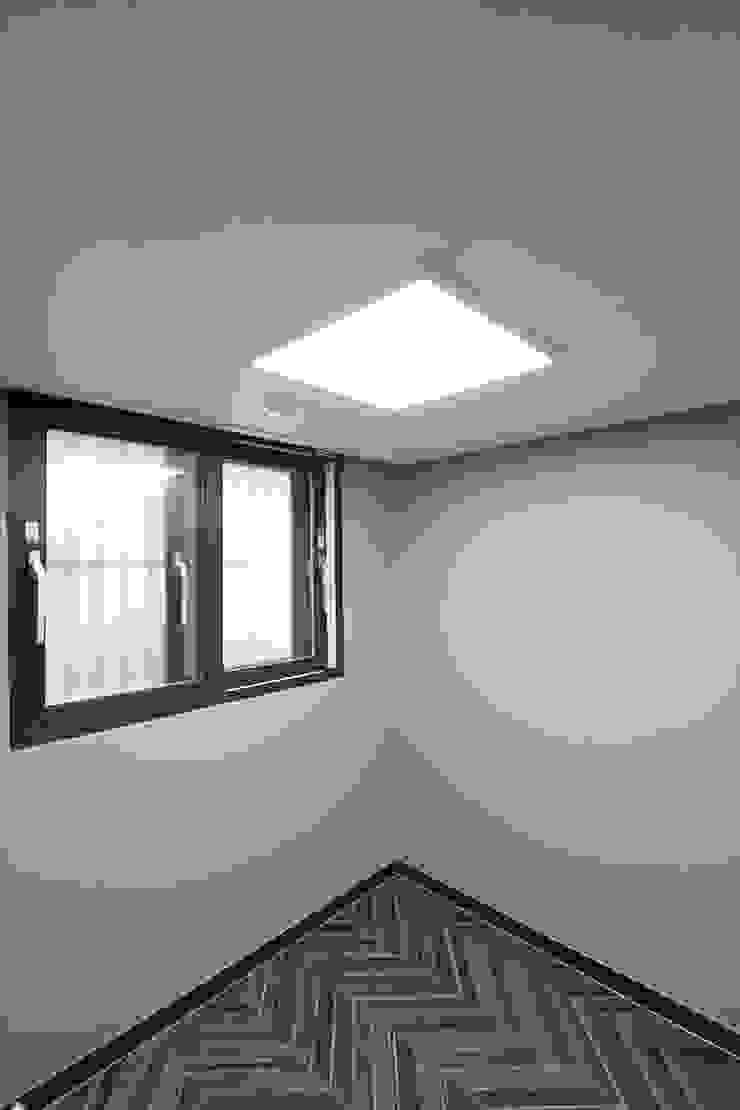 평택시 이충동 20평 인테리어 모던스타일 미디어 룸 by 한 인테리어 디자인 모던
