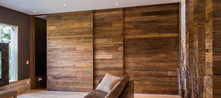 Drevo - Wood Solutions Lda Modern walls & floors