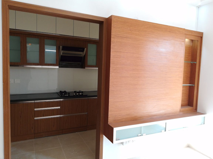 Project 2 Modern kitchen by Furniso Modern