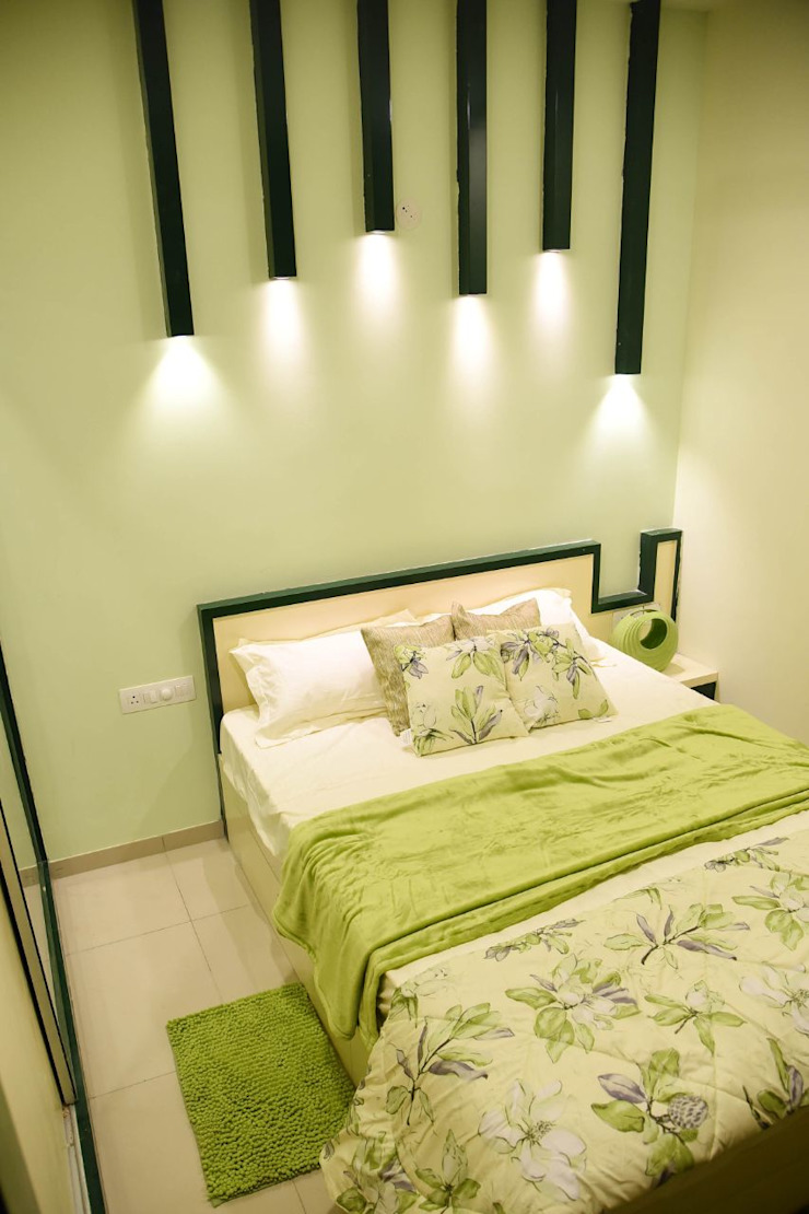 Project 2 Modern style bedroom by Furniso Modern