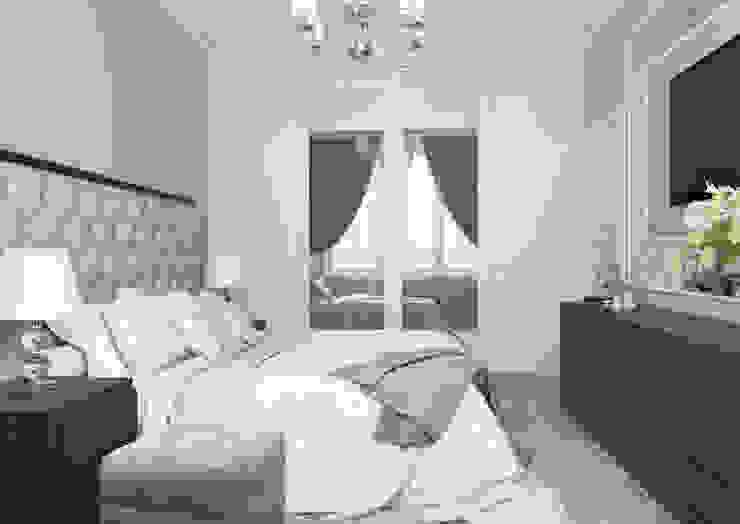 Classic style bedroom by Вира-АртСтрой Classic