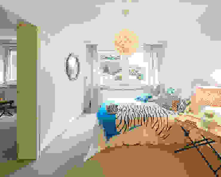 Exponierte Unternehmervilla in Bestlage - Entspannen Klassische Schlafzimmer von Tschangizian Home Staging & Redesign Klassisch