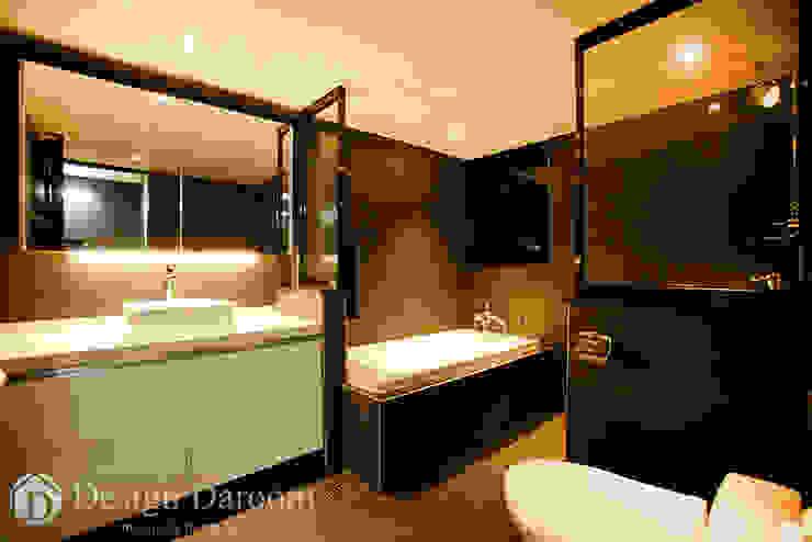Bagno in stile  di Design Daroom 디자인다룸,