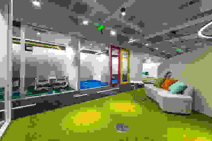 自由之丘/UCIT office 根據 舍子美學設計有限公司 工業風