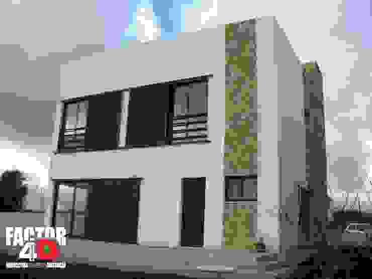 by Factor4D - Arquitetura, Engenharia & Construção Modern