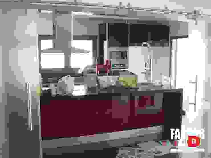 Modern style kitchen by Factor4D - Arquitetura, Engenharia & Construção Modern