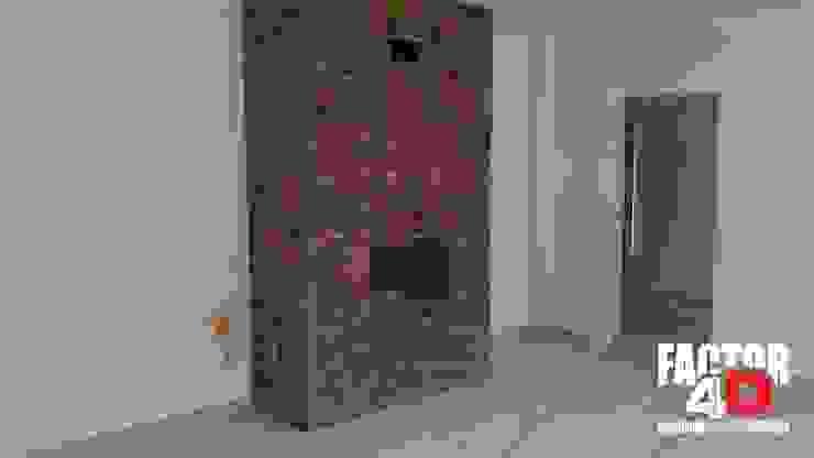 Factor4D - Arquitetura, Engenharia & Construção Classic style living room