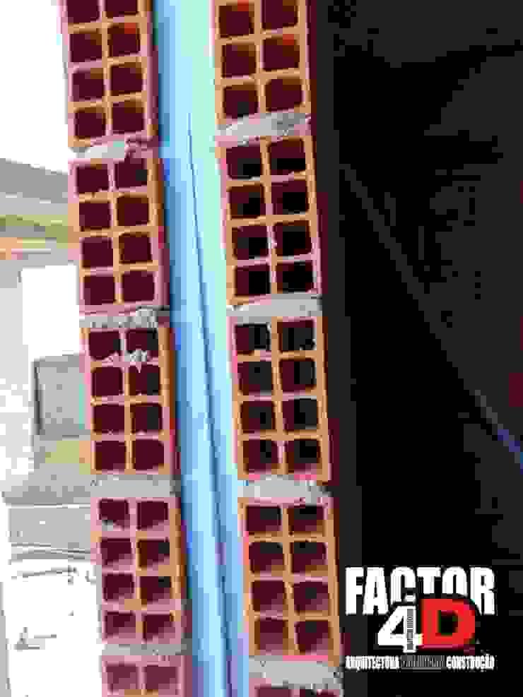 Factor4D - Arquitetura, Engenharia & Construção Dinding & Lantai Gaya Klasik