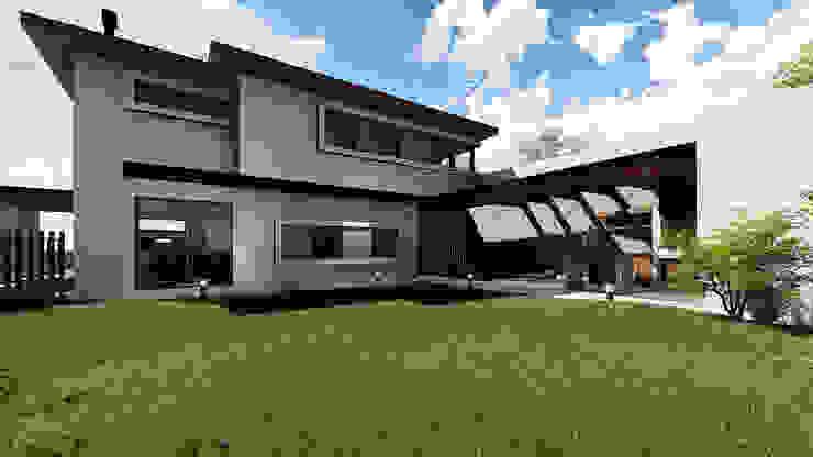 VIVIENDA UNIFAMILIAR <q>FUNDO EL VENADO</q> de Sociedad Comercial & Ingeniería ING Spa. Clásico
