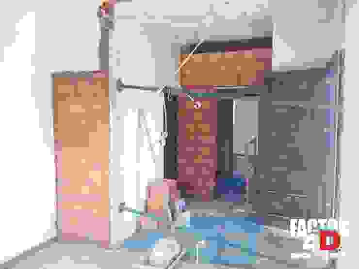 Factor4D - Arquitetura, Engenharia & Construção Classic style bedroom