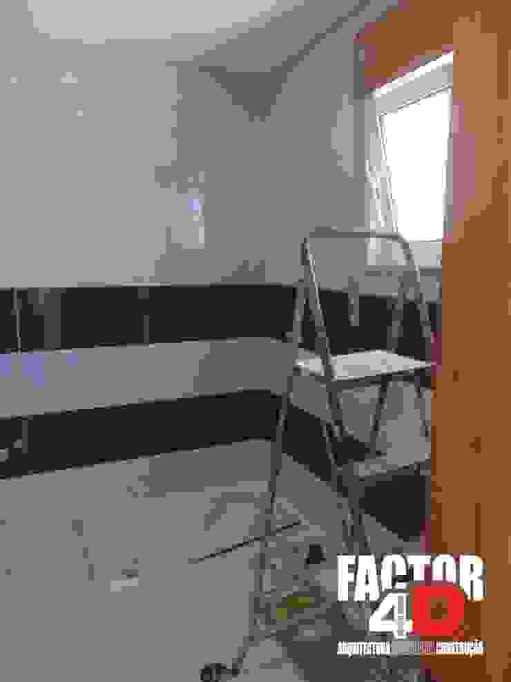 Factor4D - Arquitetura, Engenharia & Construção Classic style bathroom