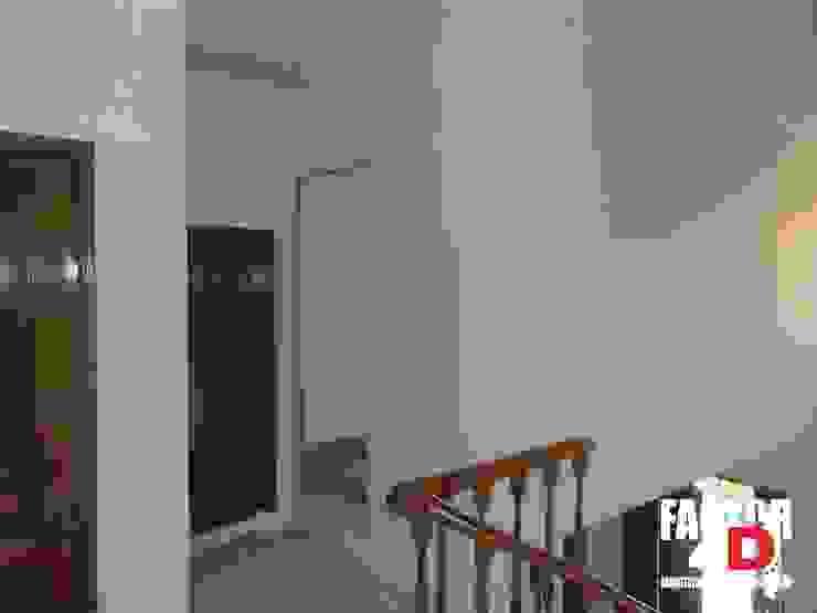 Factor4D - Arquitetura, Engenharia & Construção Classic style dressing room
