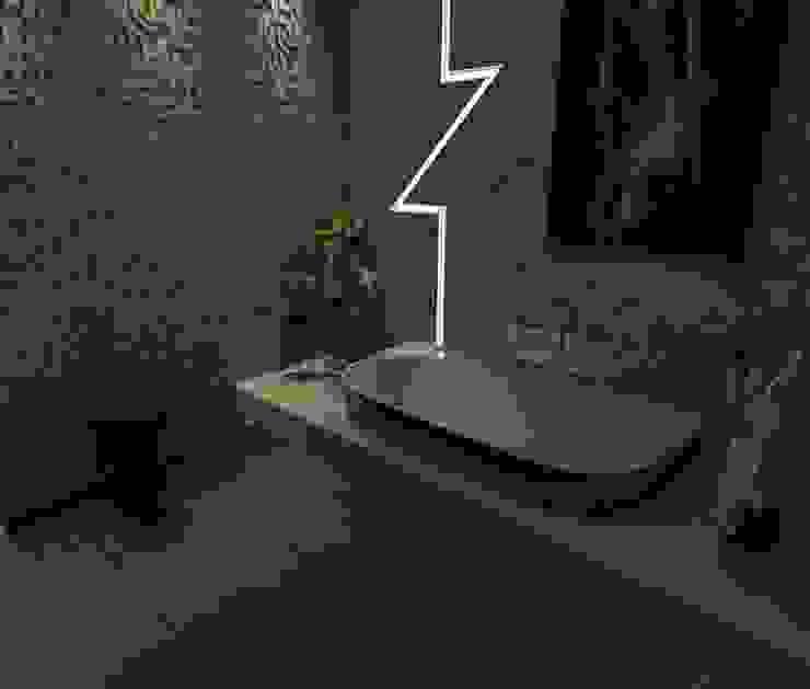 Banheiro Seven/ Bathroom Seven Minimalist style bathroom by A7 Arquitetura | Design Minimalist