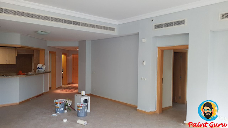 Apartment painting by PaintGuru.ae Modern