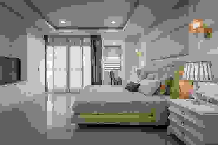 主臥室 根據 澤序空間設計有限公司 古典風
