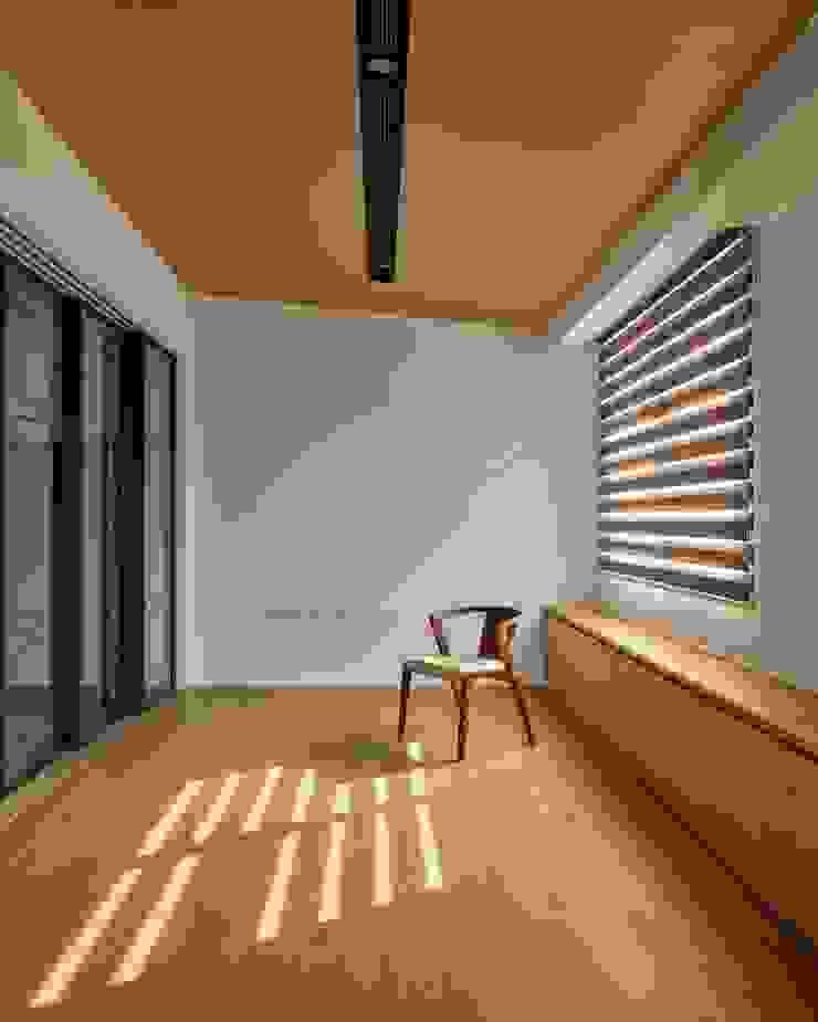 和室 Minimalist bedroom by 澤序空間設計有限公司 Minimalist
