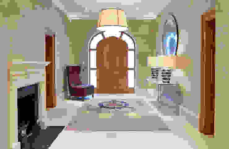 SHROPSHIRE Suzanne Tucker Interiors Corridor, hallway & stairsAccessories & decoration Purple/Violet