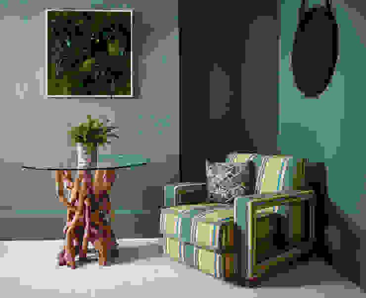 SHROPSHIRE Suzanne Tucker Interiors Living roomAccessories & decoration Green