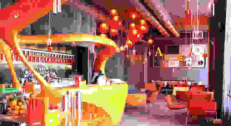 Terrazza Aperol Milano Italia By Axolight Homify