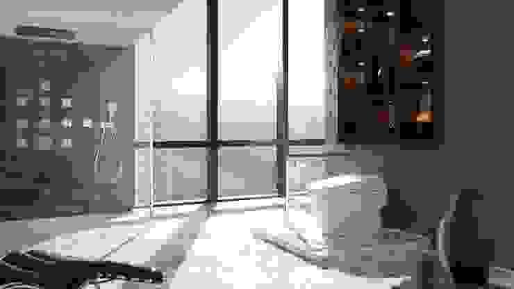 Baños de estilo  de TOTO, Moderno