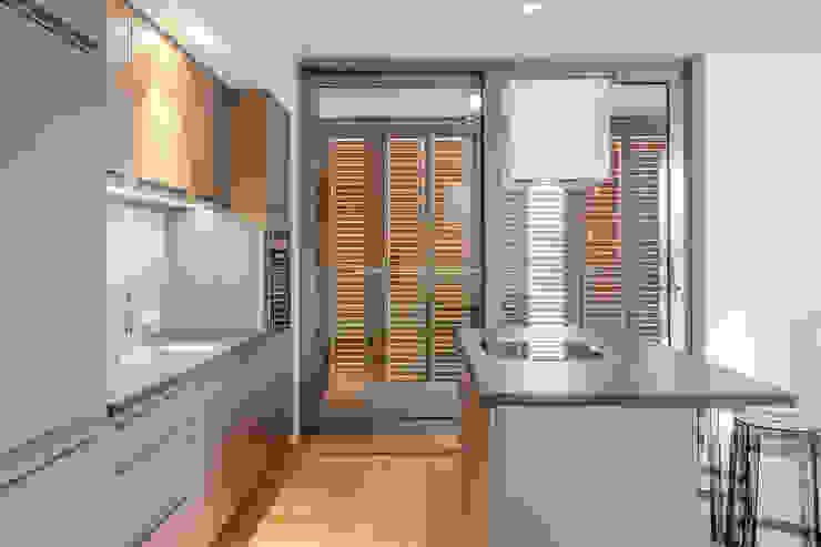 Biendesign Pracownia Wnętrz Modern style kitchen