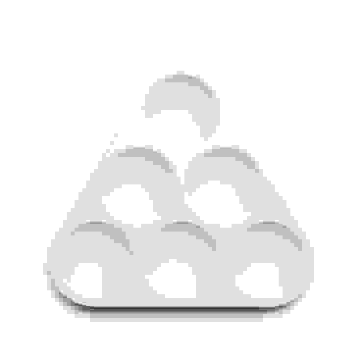 豐盛_水果盤 Tetra Fruit Platter: 極簡主義  by no.30, 簡約風 鋁箔/鋅