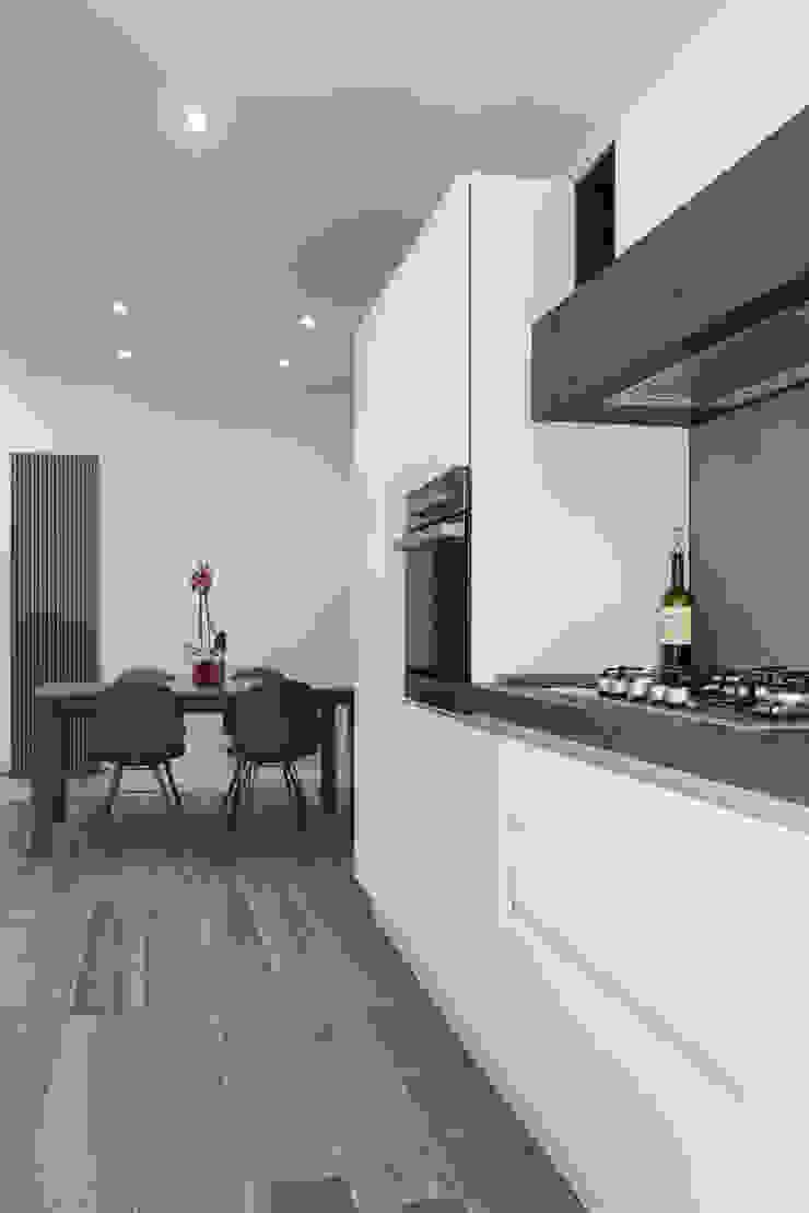 Paolo Fusco Photo ห้องครัว White