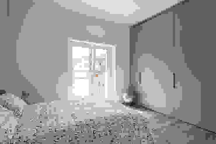 Paolo Fusco Photo ห้องนอน Grey