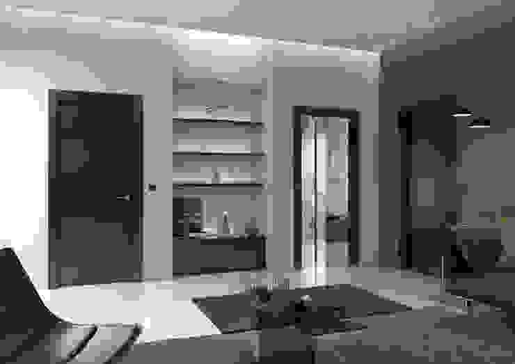 مدرن  توسطPuertas Castalla, مدرن چوب Wood effect