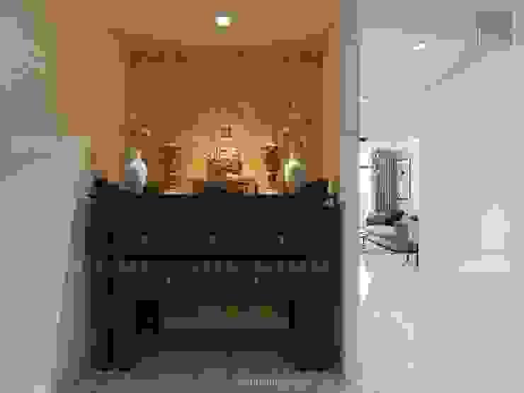Thiết kế nội thất căn hộ Vinhomes Central Park Tân Cảng bởi ICON INTERIOR Hiện đại