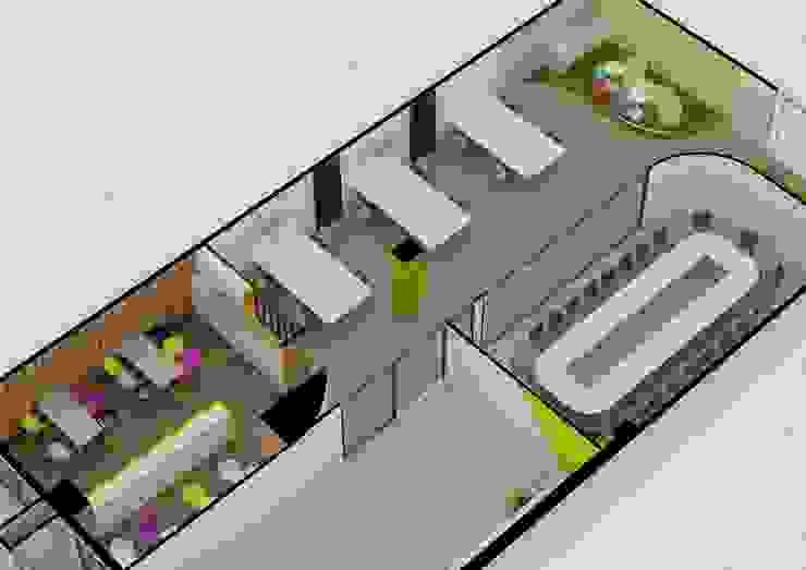 버드나무: 제시카디자인그룹 의 현대 ,모던
