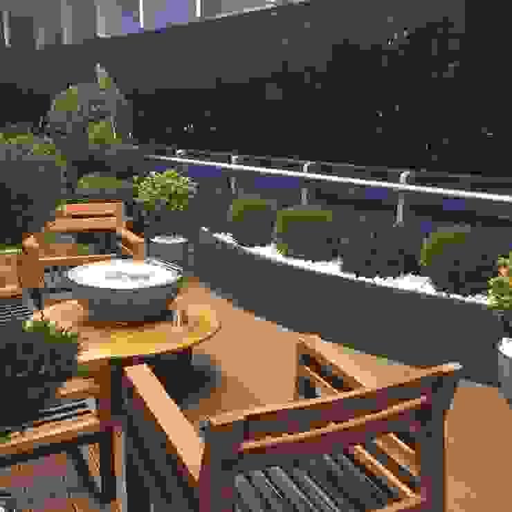 3 modernist peyzaj Akdeniz Bahçe