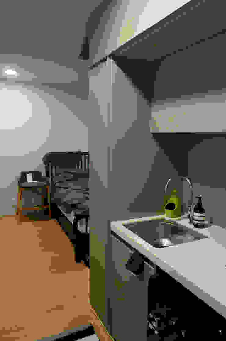 부산 이동주택 '6평 단층 마룸' by 마룸