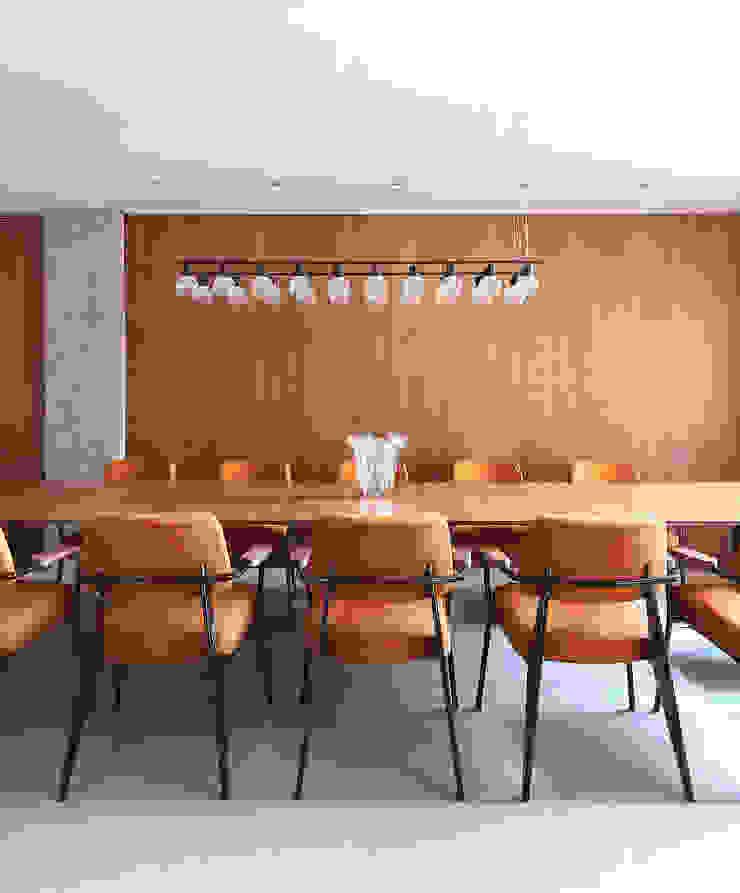 Comedores de estilo minimalista de Start Arquitetura Minimalista