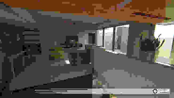 Salon moderne par Property Commerce Architects Moderne