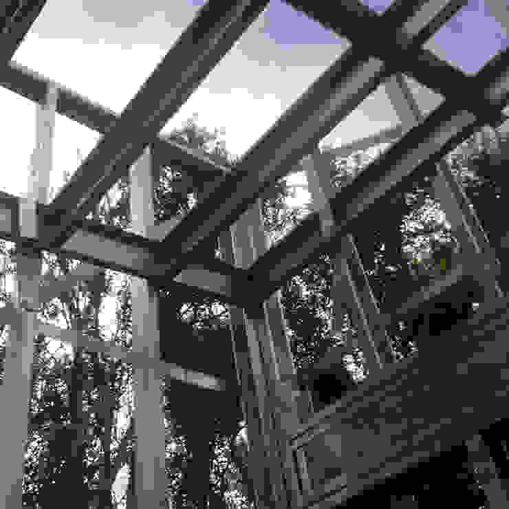 Obra DP de do Arquitectura (Construcción en Steel Framing y Panales Sip) Minimalista