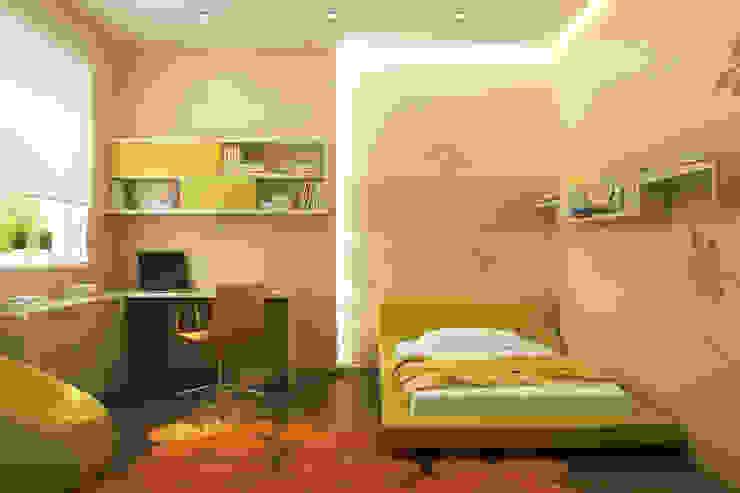 Bedroom Interior Design:  Bedroom by Interior Five