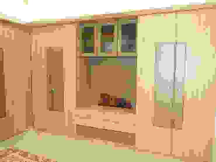 Sathyanarayanan Home Interior Design-5, Bangalore Asian style dressing room by Bhavana Interiors Decorators Asian