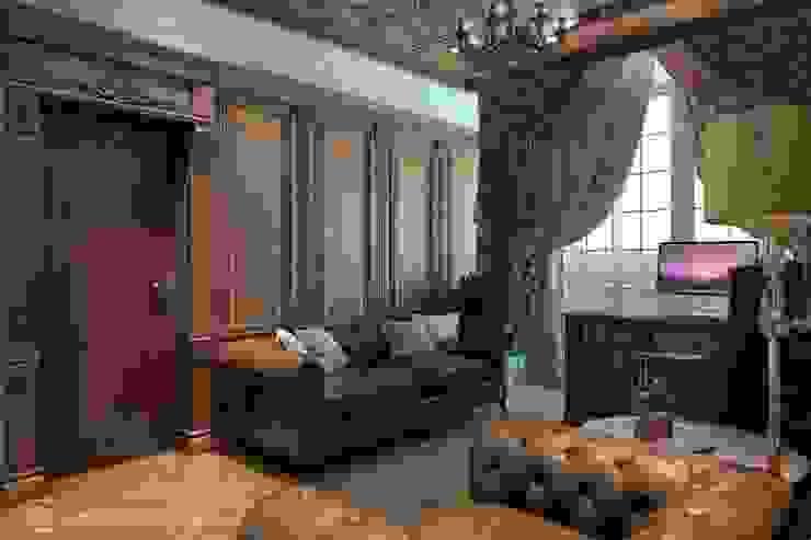Вира-АртСтрой Modern Study Room and Home Office