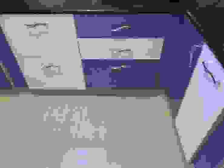 Project 1 Modern kitchen by FOGLINE INTERIORS Modern