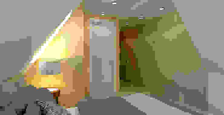 kastruimte op maat in blinde dakkapel van Stefania Rastellino interior design
