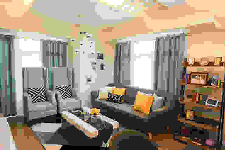 Moderne Wohnzimmer von TG Designing Corner Modern