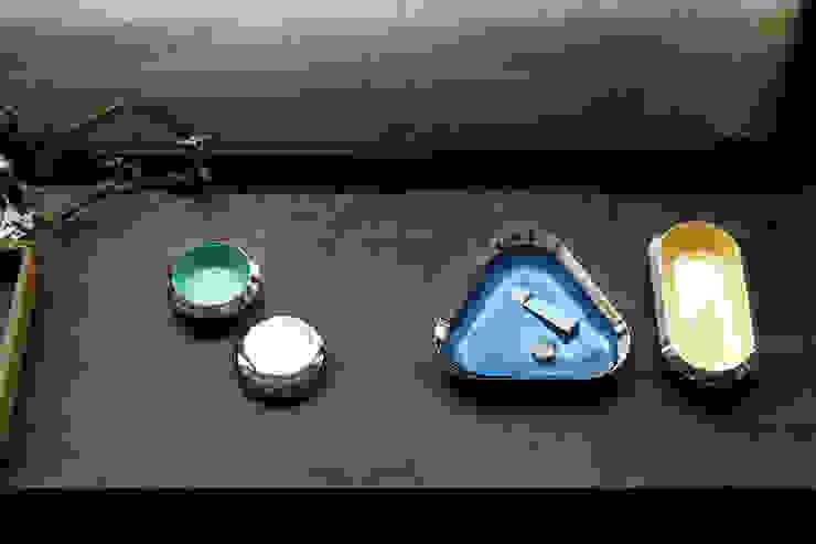 de no.30 Minimalista Aluminio/Cinc