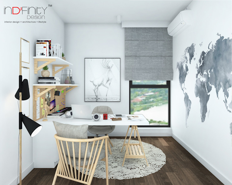 by inDfinity Design (M) SDN BHD Scandinavian