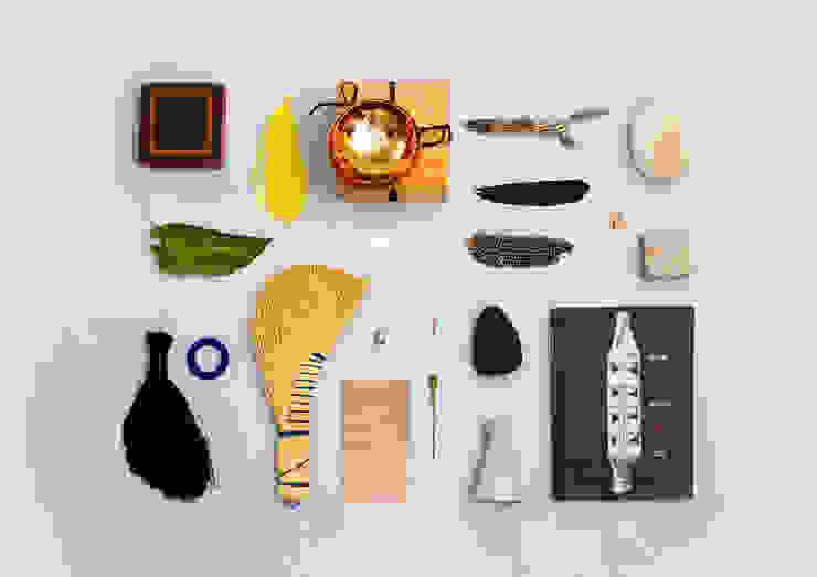 INSPIRATIE UIT PRIVE ARCHIEF - MATERIAL STUDIES van Nina van Bart Eclectisch Hout Hout
